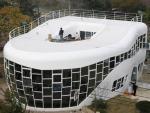 В Южной Корее возвели дом-унитаз