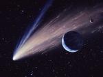 Астрономы заявили, что Землю ждет столкновение с кометой