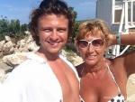 Жена Прохора Шаляпина выставила напоказ фото в нижнем белье