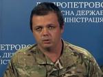 Семенченко назвал Муженко подонком за уничтожение колонны батальона «Донбасс»
