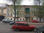 В Одессе на людей упал балкон