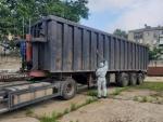В Херсоне обнаружен грузовик с радиоактивным металлоломом