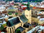Во Львове провели выселение Российского культурного центра