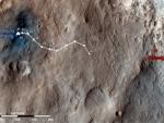 На Марсе нашли загадочный купол
