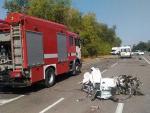 В страшной аварии в Херсоне погибли три человека