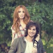 Надя Дорофеева показала поцелуй с мужем