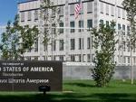 Посольство США в Украине не рассматривает ночной взрыв как теракт