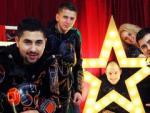 Украинцы покорили американское талант-шоу своим выступлением в темноте
