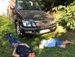 По горячим следам: заместителю главы Нацполиции вернули угнанный Lexus