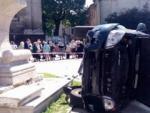 Наезд на толпу во Львове: появились детали трагедии