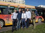 «95 Квартал» сделал необычный подарок военным на Донбассе