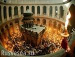 Беспрецедентно: Храм гроба Господня в Иерусалиме закрыт на неопределенное время в знак протеста