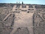 В пустыне Атакама нашли огромный геоглиф инопланетянина