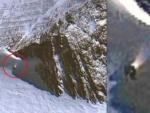 В Антарктиде обнаружили гигантский прожектор