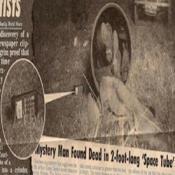 В США обнаружили путешественника во времени в «космической трубе»
