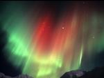 NASA опубликовало снимок северного сияния над Канадой