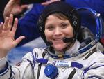 Американская астронавтка выросла на 5 см за время пребывания на МКС