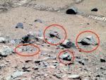 На Марсе обнаружили череп инопланетянина