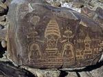 На петроглифах в Пакистане обнаружили изображение виманов