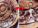 В Китае обнаружили странные диски инопланетян