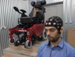 Ученые создали инвалидное кресло, управляемое силой мысли