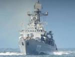 20 кораблей Черноморского флота РФ провели учения вместе с авиацией