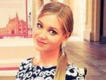 Кристина Асмус поздравила свою дочь