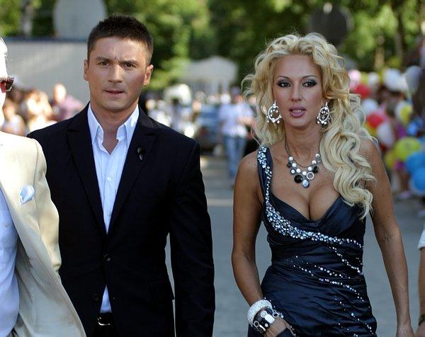 лазарев и лера кудрявцева фото