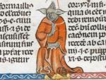 На манускрипте XIV века нашли изображение мастера Йоды из «Звездных войн»