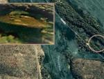 В районе реки Замбези обнаружили потерпевший крушение НЛО