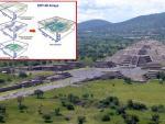 Секретный туннель нашли под пирамидой Луны в Мексике