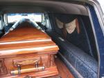 В Аргентине были прерваны похороны из-за стонов, доносившихся из гроба