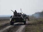 Пушилин заявил, что сторонники самопровозглашенной ДНР готовятся не только обороняться, но и наступать