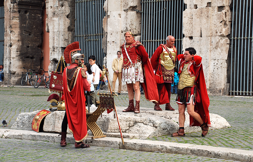 roman empire pictures - 820×526