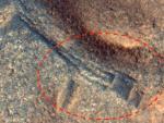 На Марсе обнаружили руины крепости