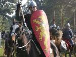 Подполковник армии США насмерть проткнул себя копьём на шоу «средневековых рыцарей»