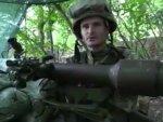 Украинский солдат обратился к протестующим против перемирия