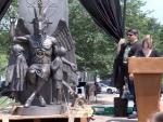 В Арканзасе сатанисты установили статую дьявола
