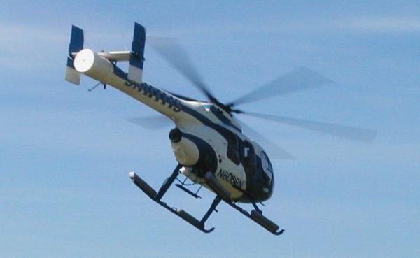 Австралиец слетал на вертолете за шоколадкой
