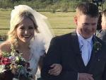 В Техасе молодожены погибли через два часа после свадьбы