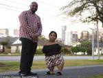 Американка без рук и коленей выходит замуж