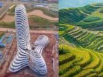 Китайский небоскреб высмеяли за схожесть с пенисом