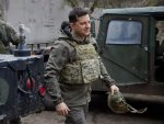 Зеленский заявил, что США должны дать Украине больше оружия и денег